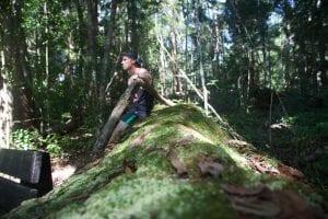 Fraser island walks