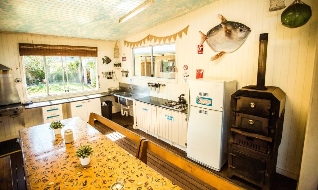 Beachcamp Fraser Island Accommodation