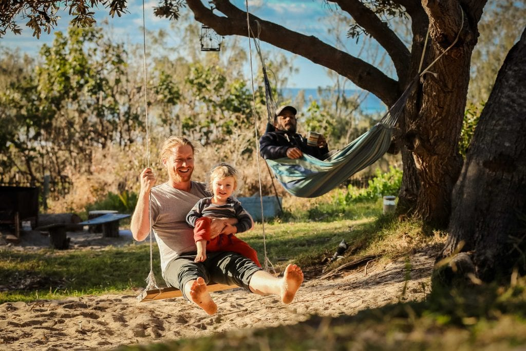 Family Friendly Accommodation on Fraser Island