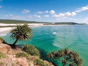 indian Head - fraser island great walk