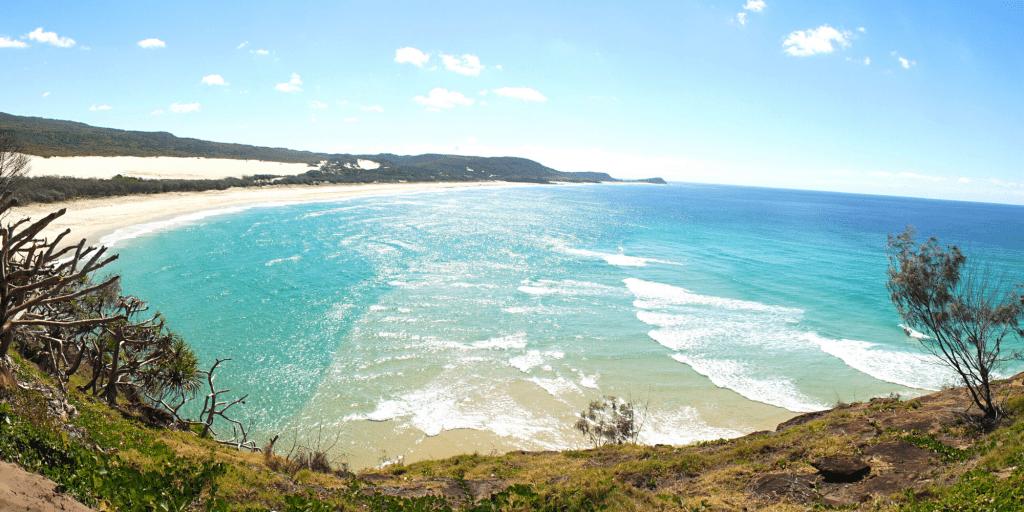 Indian Head Fraser Island