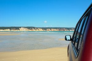 Rainbow Beach 4WD Hire